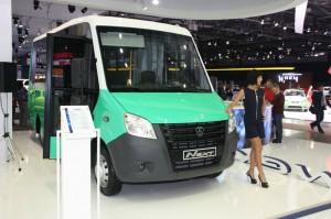 ГАЗель NEXT микроавтобус