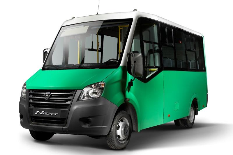 Автобус ГАЗель НЕКСТ