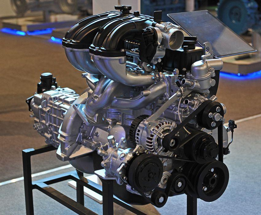 Бензиновый двигатель Газель Некст