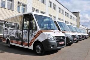 Парадный автобус ГАЗель НЕКСТ