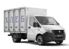 Газель НЕКСТ хлебный фургон